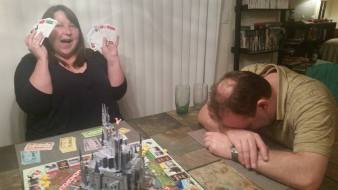 When you kicked our butts at monopoly during Thanksgiving